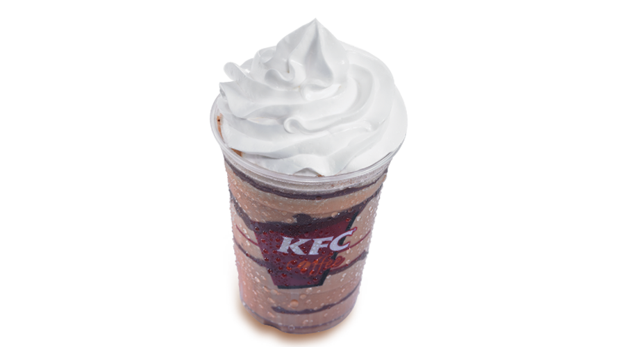 ICE BLENDED CAPPUCINO