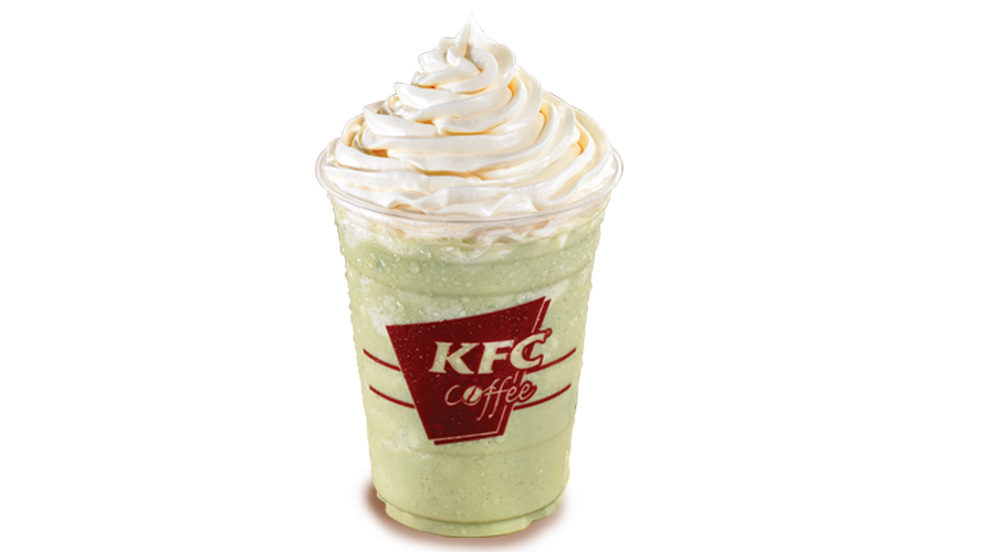 ICE BLENDED GREEN TEA