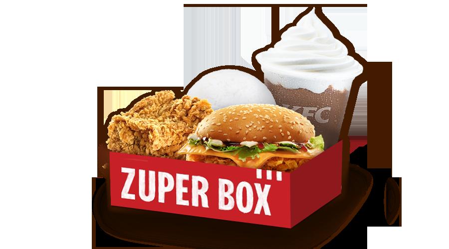 ZUPER BOX