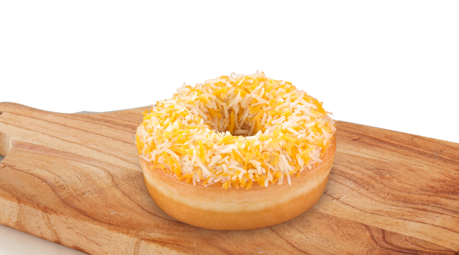 CHEESE DONUT