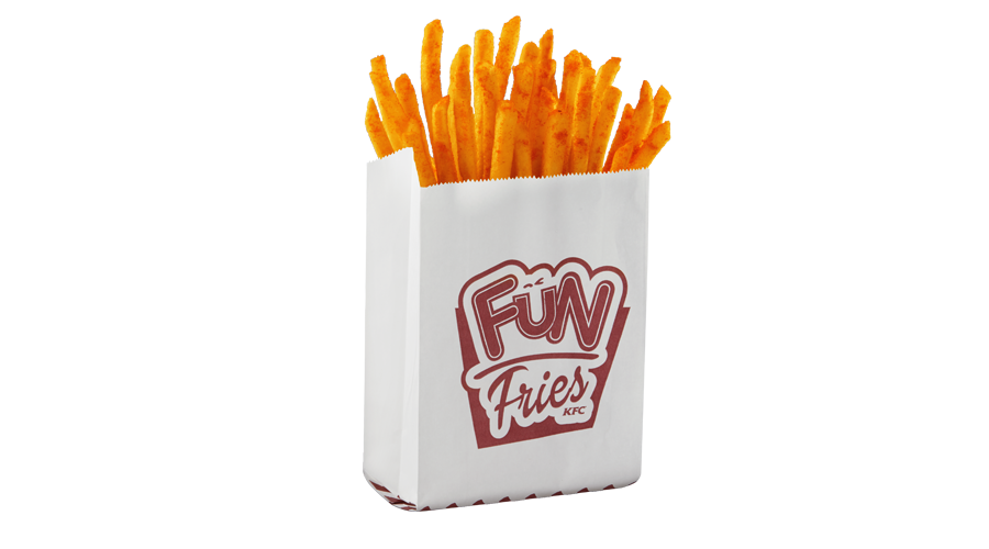 FUN FRIES SPICY & SOUR