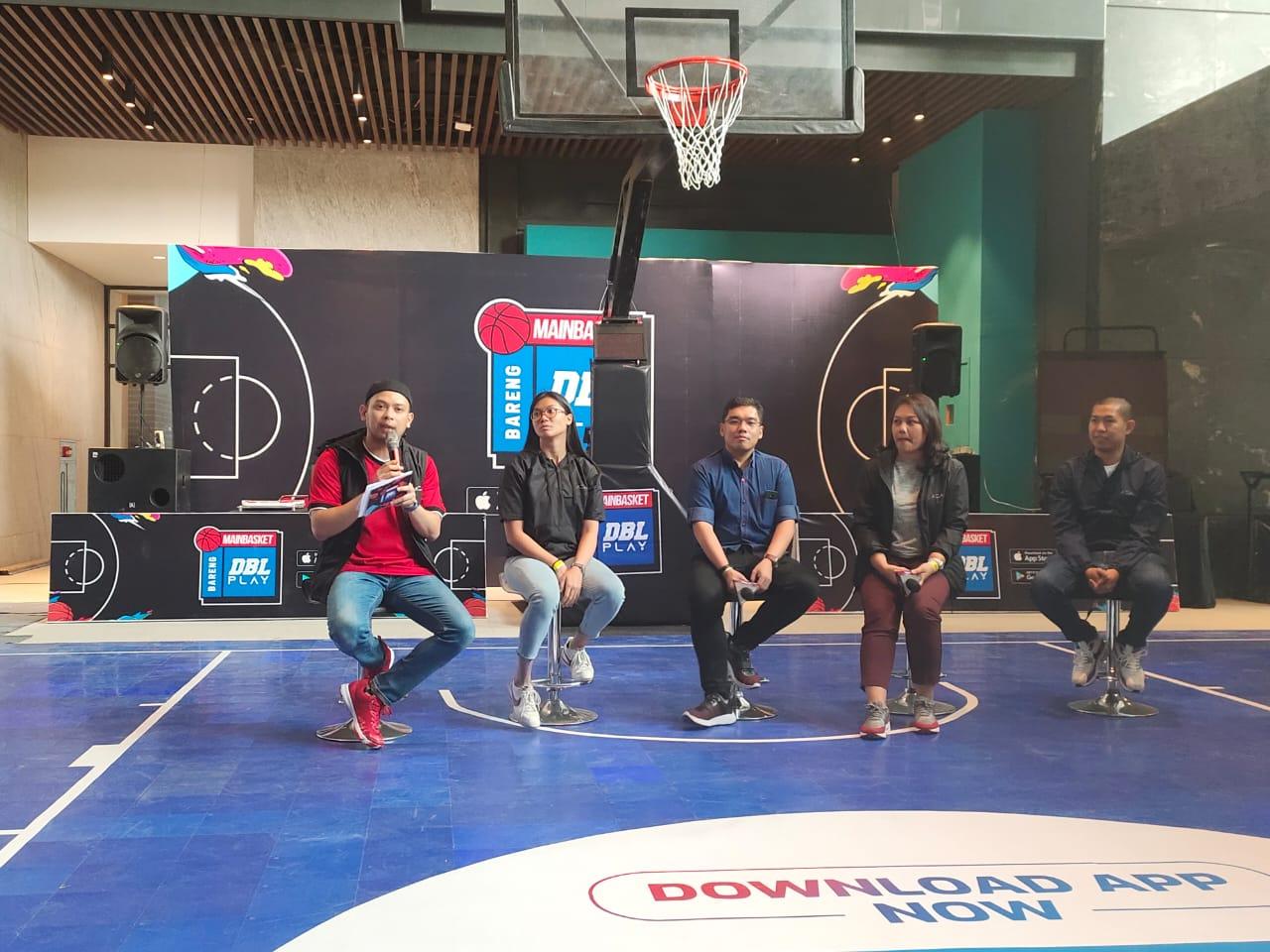 KFC dan DBL Play Kembangkan Basket 3x3