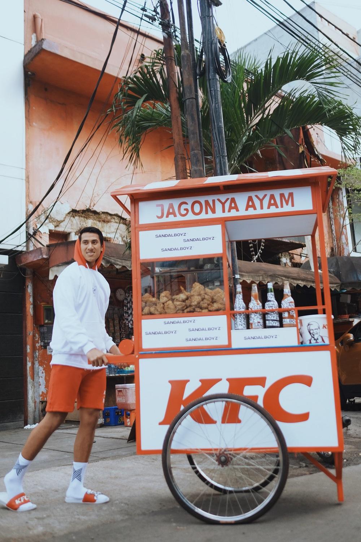 KFC x SANDALBOYZ