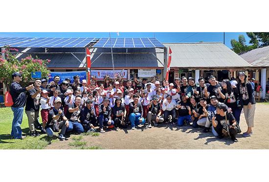 KFC Indonesia Luncurkan Program Marine Debris Ranger dan  Smart Center Project Pertama di Sulawesi Utara